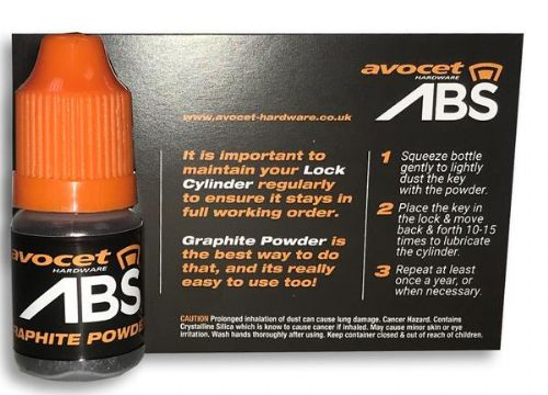 Avocet ABS Cylinder Maintenance Powder (Graphite)